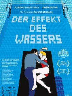 Der Effekt des Wassers - Plakat zum Film