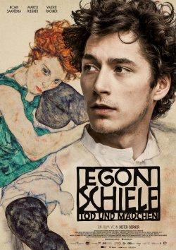 Egon Schiele - Plakat zum Film