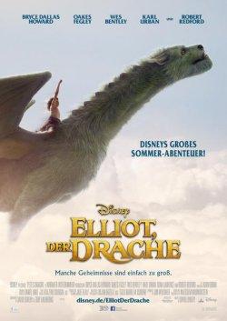 Elliot, der Drache - Plakat zum Film