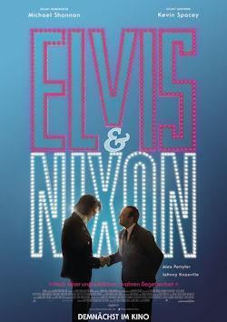 Elvis und Nixon - Plakat zum Film