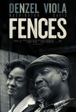 Fences - Plakat zum Film