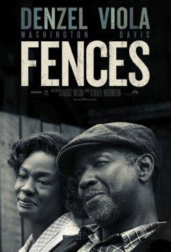 Fences - Plakat zum Film