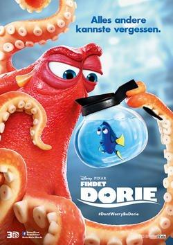 Findet Dorie - Plakat zum Film