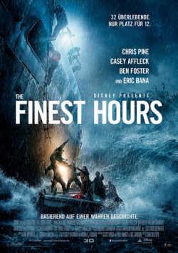 The Finest Hours - Plakat zum Film
