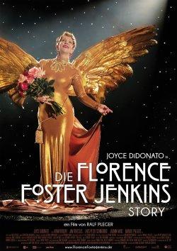 Die Florence Foster Jenkins Story - Plakat zum Film
