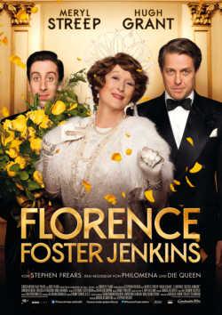 Florence Foster Jenkins - Plakat zum Film