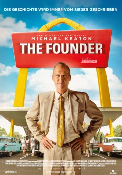 The Founder - Plakat zum Film