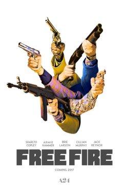 Free Fire - Plakat zum Film