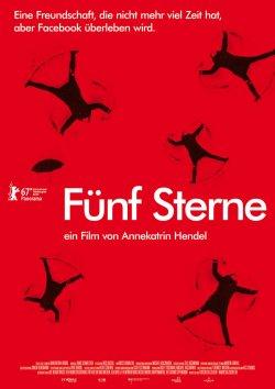 Fünf Sterne - Plakat zum Film