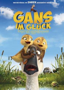 Gans im Glück - Plakat zum Film