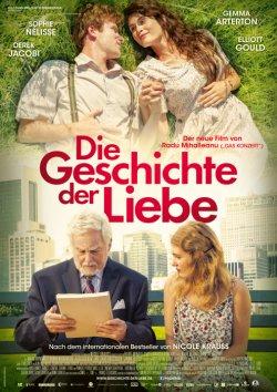 Die Geschichte der Liebe - Plakat zum Film