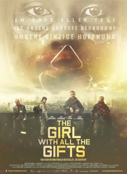 The Girl With All The Gifts - Plakat zum Film