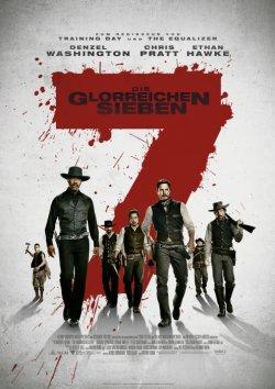 Die glorreichen Sieben - Plakat zum Film