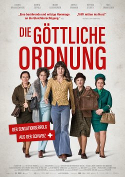 Die göttliche Ordnung - Plakat zum Film