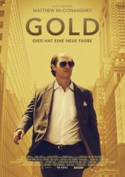 Gold - Plakat zum Film