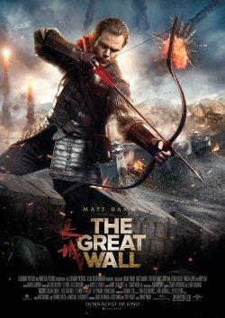 The Great Wall - Plakat zum Film