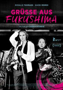 Grüße aus Fukushima - Plakat zum Film