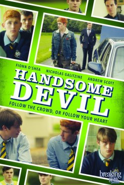 Handsome Devil - Plakat zum Film
