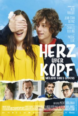 Herz über Kopf - Die Melodie ihres Lebens - Plakat zum Film