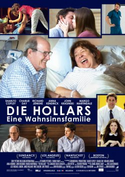 Die Hollars - Eine Wahnsinnsfamilie - Plakat zum Film