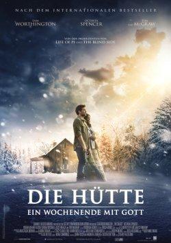 Die Hütte - Ein Wochenende mit Gott - Plakat zum Film