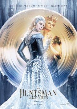The Huntsman And The Ice Queen - Plakat zum Film