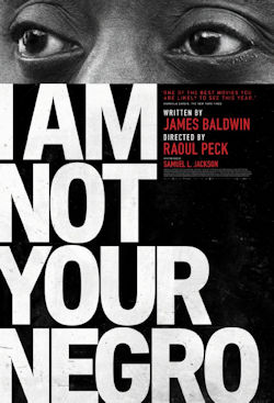I Am Not Your Negro - Plakat zum Film