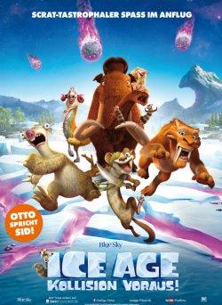 Ice Age - Kollision voraus! - Plakat zum Film