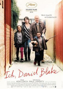Ich, Daniel Blake - Plakat zum Film