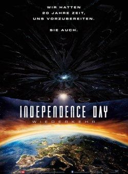 Independence Day: Wiederkehr - Plakat zum Film
