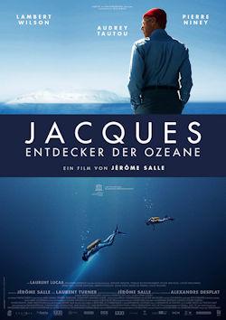 Jacques - Entdecker der Ozeane - Plakat zum Film