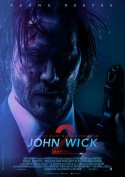 John Wick: Kapitel 2 - Plakat zum Film