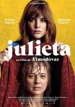 Julieta - Plakat zum Film
