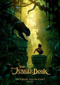 The Jungle Book - Plakat zum Film