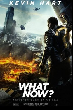 Kevin Hart: What Now? - Plakat zum Film