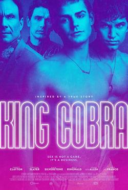 King Cobra - Plakat zum Film