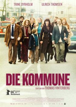 Die Kommune - Plakat zum Film