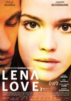 LenaLove - Plakat zum Film