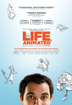 Life, Animated - Plakat zum Film