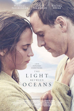 The Light Between Oceans - Plakat zum Film