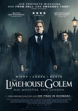 The Limehouse Golem - Plakat zum Film