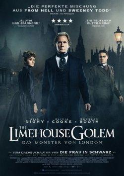 The Limehouse Golem - Plakat zum Film