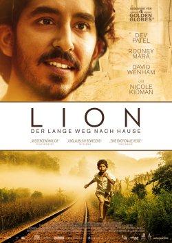 Lion - Der lange Weg nach Hause - Plakat zum Film