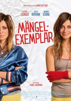 Mängelexemplar - Plakat zum Film
