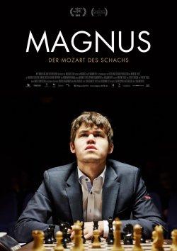 Magnus - Der Mozart des Schachs - Plakat zum Film