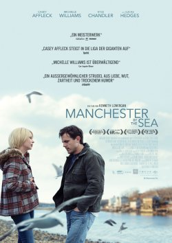 Manchester By The Sea - Plakat zum Film