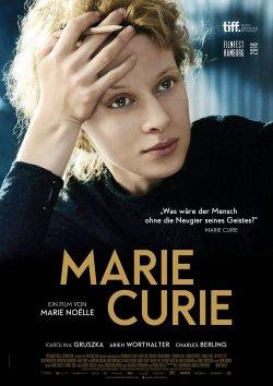 Marie Curie - Plakat zum Film