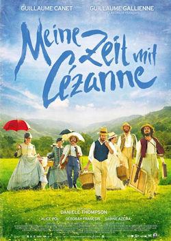 Meine Zeit mit Cezanne - Plakat zum Film