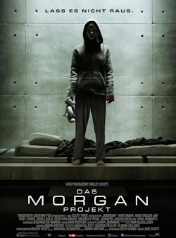 Das Morgan Projekt - Plakat zum Film