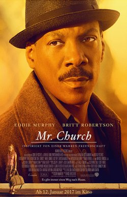 Mr. Church - Plakat zum Film
